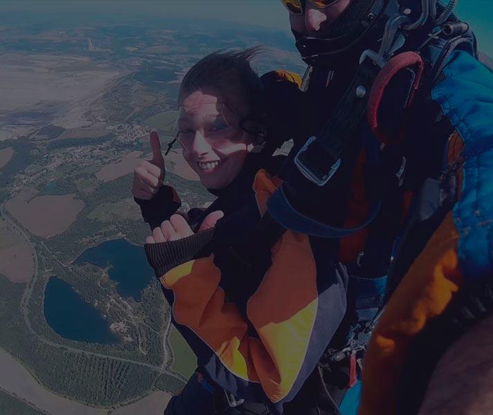 skydive Prague Package 3