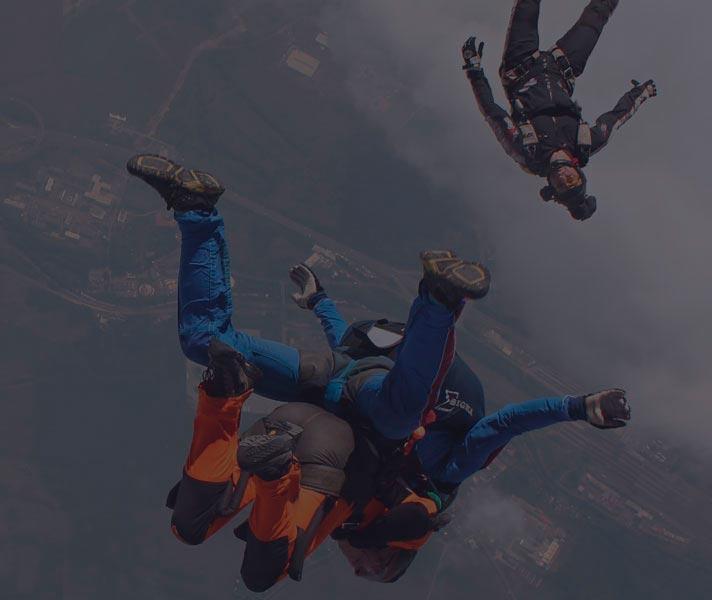 skydive Prague Package 2