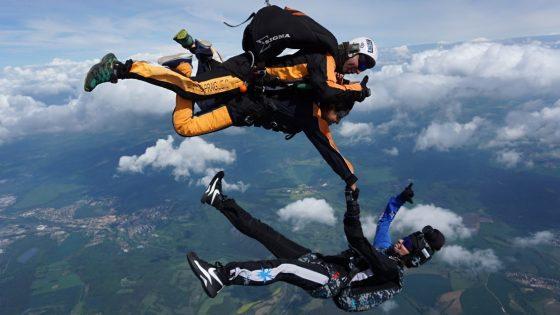 Skydiving Prague
