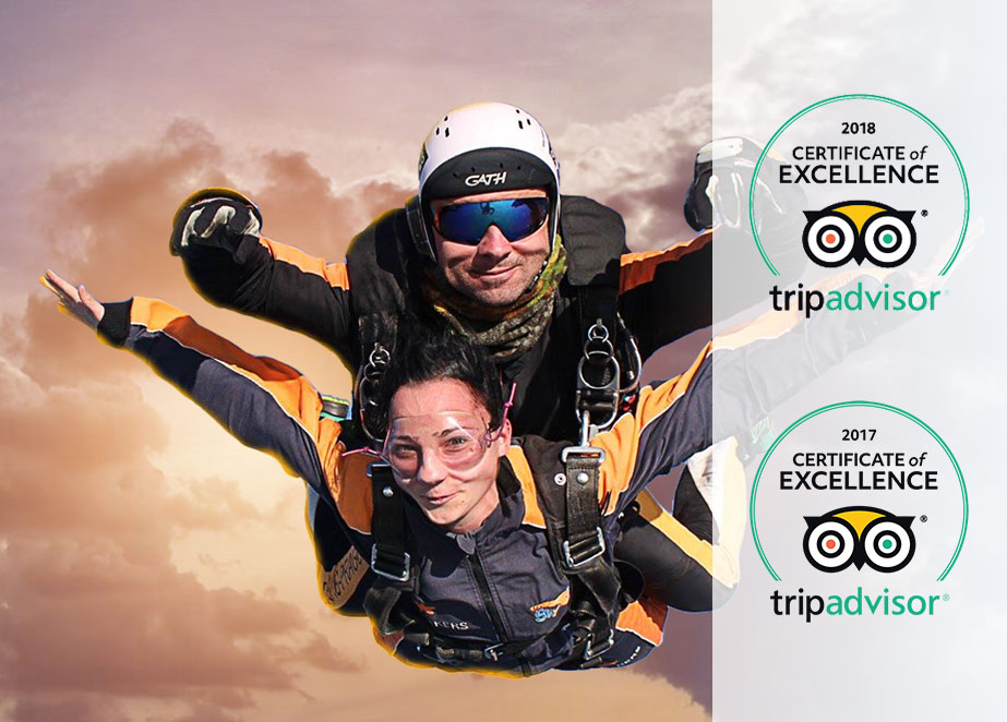Skydiving Prague Why to Choose Us
