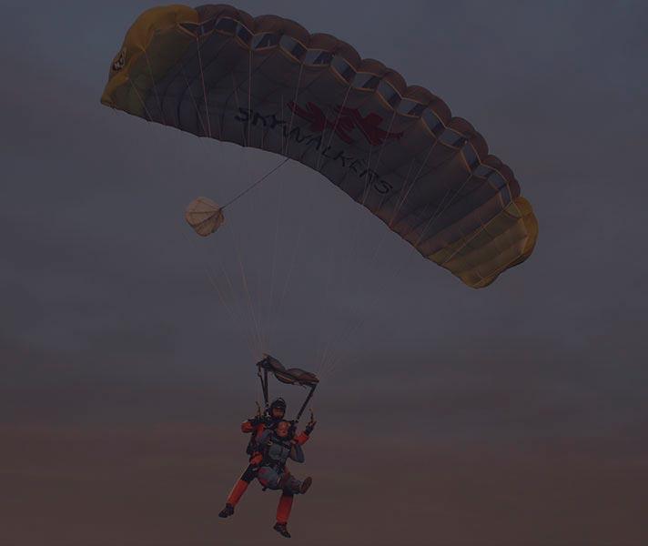 skydive Prague Package 1